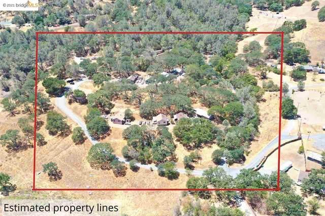 Morgan Territory Rd, Clayton, CA 94517 (#EB40958570) :: The Gilmartin Group