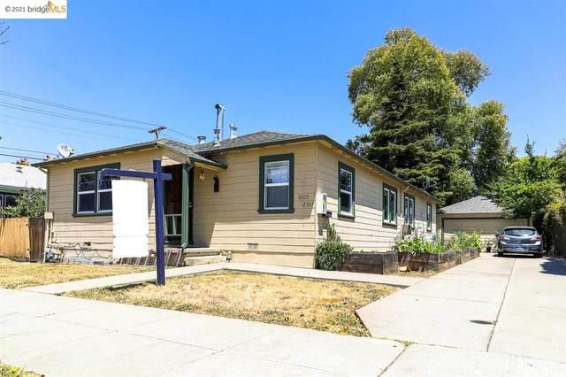 2305 Bonar St, Berkeley, CA 94702 (#EB40958566) :: The Gilmartin Group