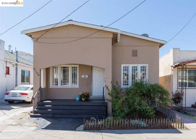 2708 77Th Ave, Oakland, CA 94605 (#EB40958574) :: Paymon Real Estate Group