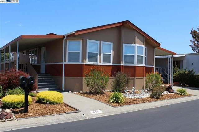 415 Santa Monica, San Leandro, CA 94579 (#BE40958581) :: The Kulda Real Estate Group