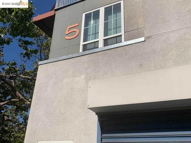 1121 40th Street 5102, Emeryville, CA 94608 (#EB40958602) :: Intero Real Estate