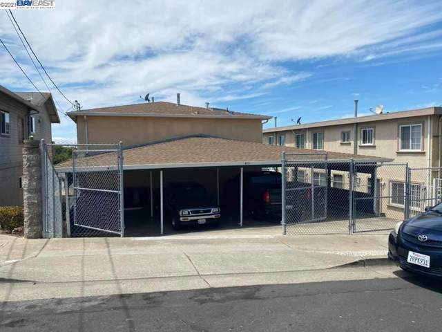 24Th St, Richmond, CA 94804 (#BE40958606) :: Real Estate Experts