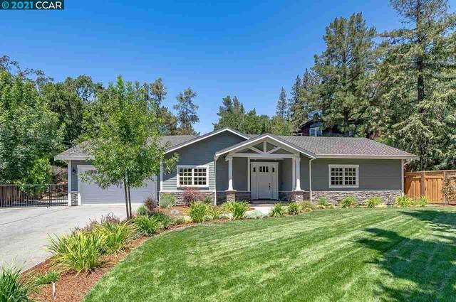 1074 Viela Ct, Lafayette, CA 94549 (#CC40958652) :: Real Estate Experts