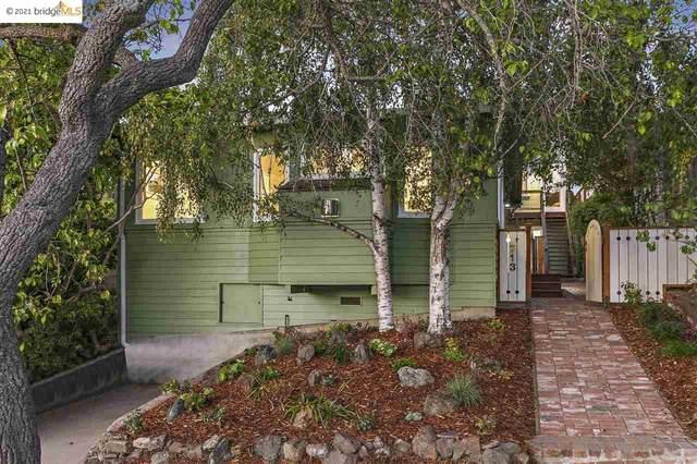 713 Peralta Ave, Berkeley, CA 94707 (#EB40958655) :: Real Estate Experts
