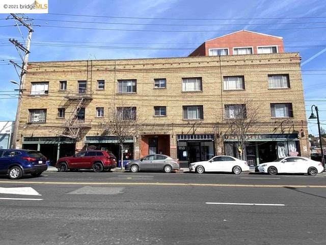 3518 Foothill Blvd, Oakland, CA 94601 (#EB40958657) :: The Gilmartin Group