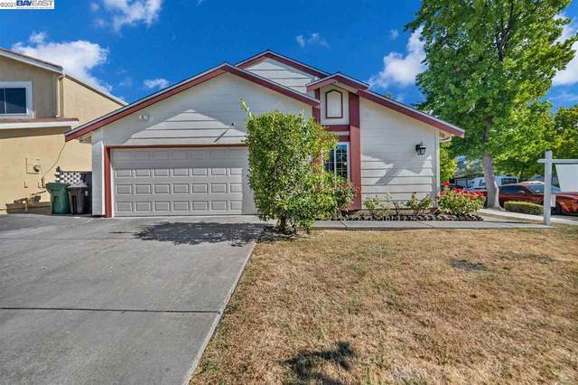 4304 Jessica Circle, Fremont, CA 94555 (#BE40958665) :: The Gilmartin Group