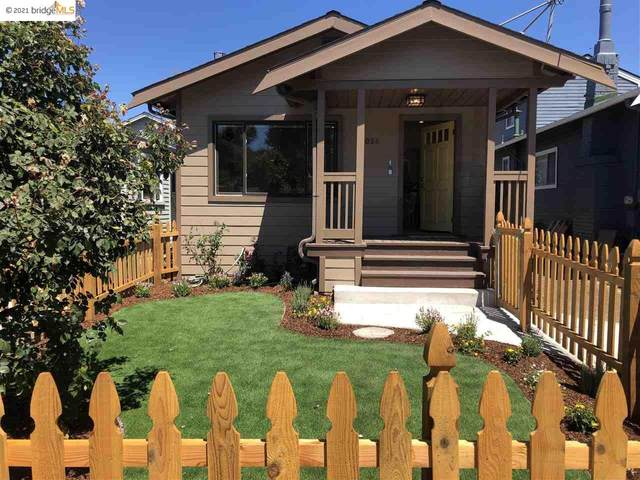 1024 45Th St, Emeryville, CA 94608 (#EB40958686) :: The Sean Cooper Real Estate Group