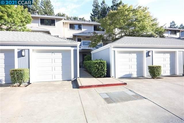 2683 Oak Rd 234, Walnut Creek, CA 94597 (#CC40958699) :: The Gilmartin Group