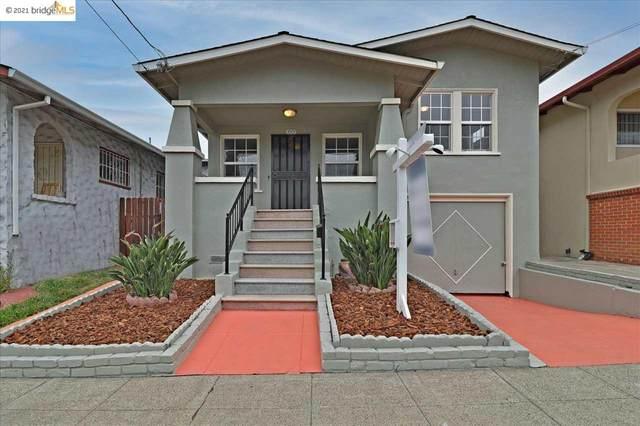 3507 Laurel Ave, Oakland, CA 94602 (#EB40958700) :: Alex Brant