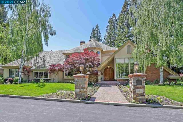 134 Pepperwood Ct, Danville, CA 94506 (#CC40958761) :: The Gilmartin Group