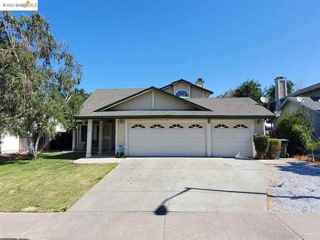4609 Goldcrest Way, Antioch, CA 94531 (#EB40958767) :: Alex Brant
