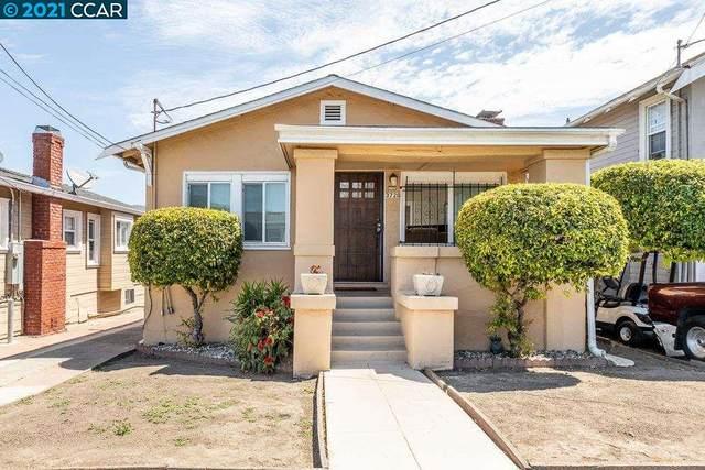 3720 Lyon Ave, Oakland, CA 94601 (#CC40958826) :: Paymon Real Estate Group