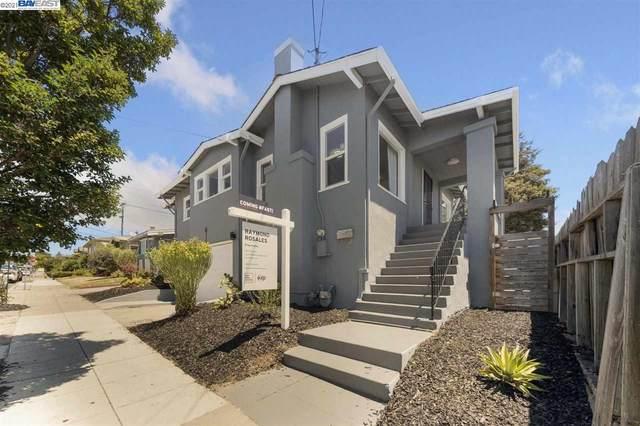5224 Congress Ave, Oakland, CA 94601 (#BE40958844) :: The Gilmartin Group