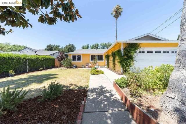 1231 Brookview Dr, Concord, CA 94520 (#EB40958863) :: Intero Real Estate