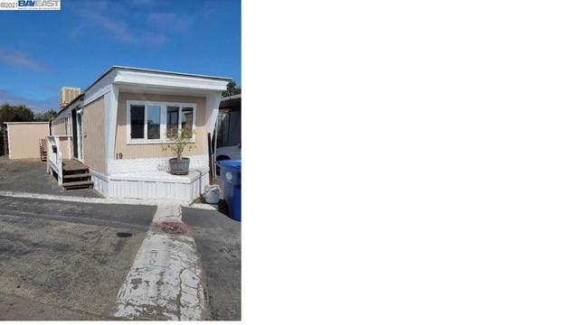 3875 Castro Valley Blvd 19, Castro Valley, CA 94546 (#BE40958870) :: The Gilmartin Group