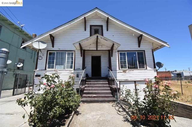 229 E Sonora St, Stockton, CA 95203 (#EB40958880) :: Live Play Silicon Valley