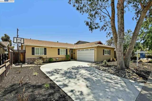 1254 Topaz Ave, San Jose, CA 95117 (#BE40958935) :: Paymon Real Estate Group