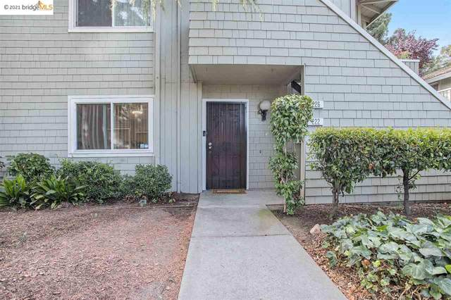 222 Caliente Dr, San Leandro, CA 94578 (#EB40958942) :: The Realty Society