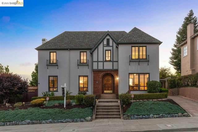 565 Haddon Rd, Oakland, CA 94606 (#EB40958976) :: Alex Brant
