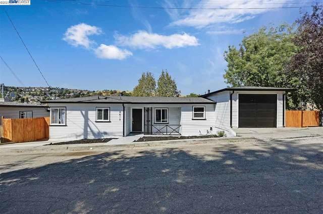8612 Seneca, Oakland, CA 94605 (#BE40958986) :: The Gilmartin Group