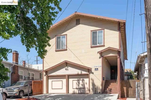 7712 Garfield Ave, Oakland, CA 94605 (#EB40959029) :: The Gilmartin Group