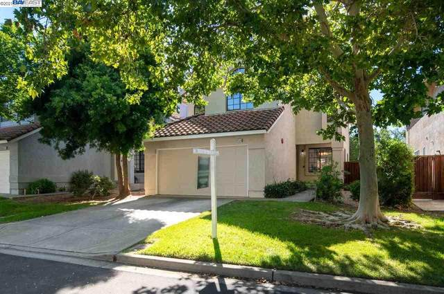 4548 Kimberley Cmn, Livermore, CA 94550 (#BE40959063) :: Strock Real Estate
