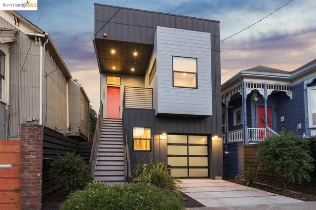 1008 Wood St, Oakland, CA 94607 (#EB40959074) :: The Gilmartin Group