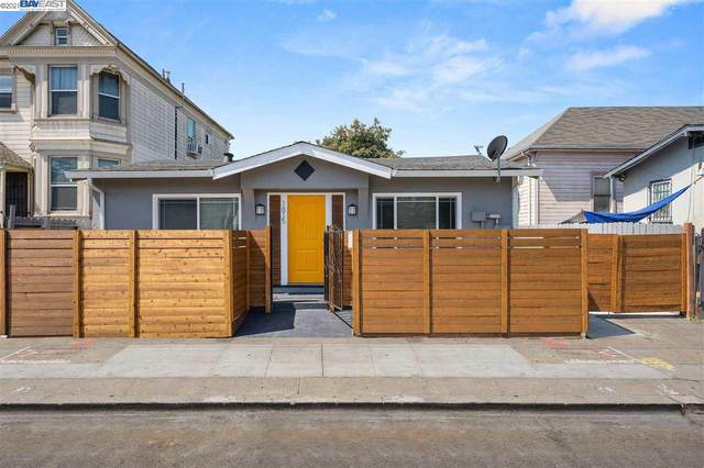 1815 Foothill Blvd, Oakland, CA 94606 (#BE40959099) :: Real Estate Experts