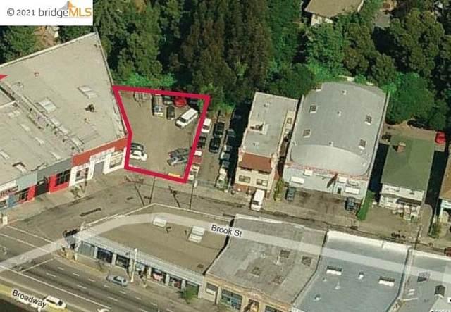 3070 Brook St, Oakland, CA 94611 (#EB40959108) :: Schneider Estates