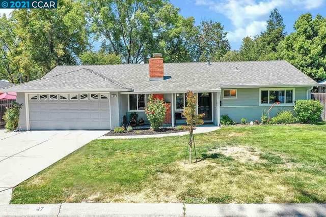 47 Anelda Drive, Pleasant Hill, CA 94523 (#CC40959178) :: Real Estate Experts