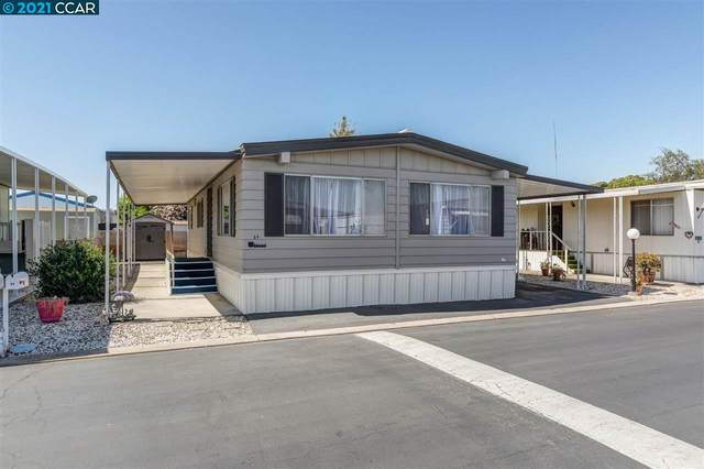 3660 Walnut Blvd. 89, Brentwood, CA 94513 (#CC40959202) :: Real Estate Experts