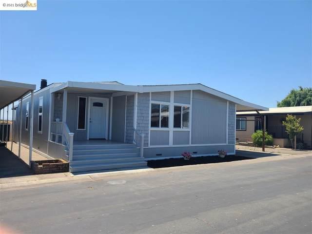 3756 Porter Cir 24, BETHEL ISLAND, CA 94511 (#EB40959214) :: Real Estate Experts