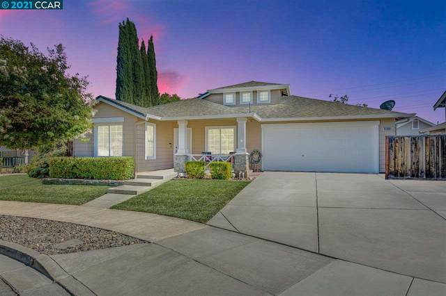4568 Poe Ct, Brentwood, CA 94513 (#CC40959212) :: Robert Balina | Synergize Realty
