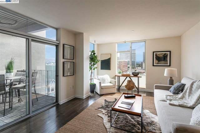 630 Thomas L Berkley Way 619, Oakland, CA 94612 (#BE40959265) :: Intero Real Estate