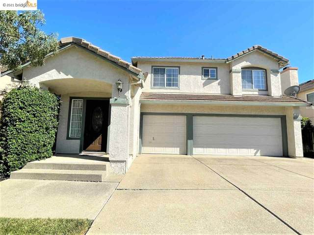 840 Woodsong Ln, Brentwood, CA 94513 (#EB40959290) :: The Kulda Real Estate Group