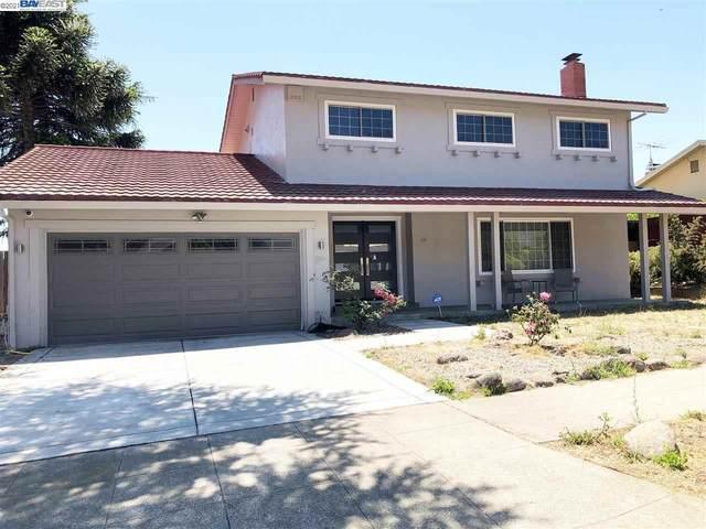 7665 Hansom Dr, Oakland, CA 94605 (#BE40959319) :: Real Estate Experts