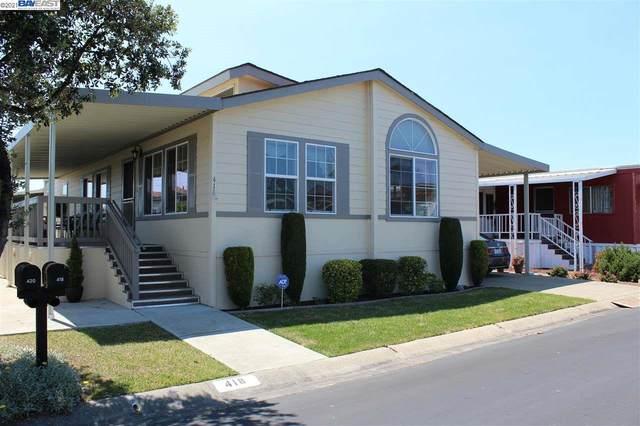 418 Santa Monica, San Leandro, CA 94579 (#BE40959325) :: The Kulda Real Estate Group