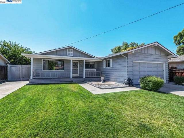 849 Bower Ct, Livermore, CA 94550 (#BE40959364) :: Real Estate Experts