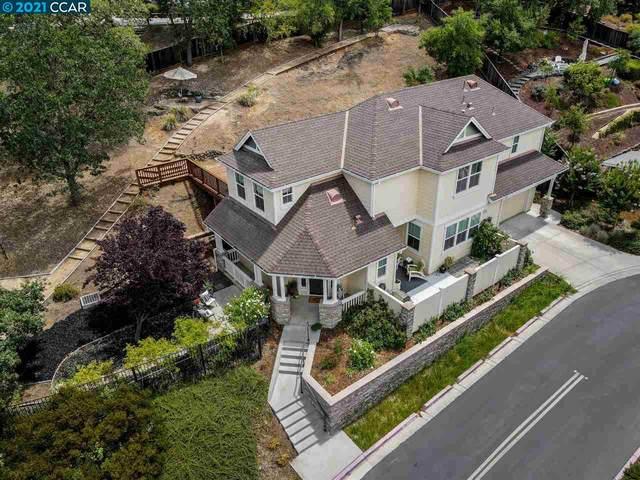 6030 Mitchell Creek Pl, Clayton, CA 94517 (#CC40959366) :: The Realty Society