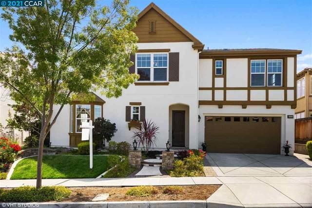 5439 Belarus St, Danville, CA 94506 (#CC40959409) :: Intero Real Estate