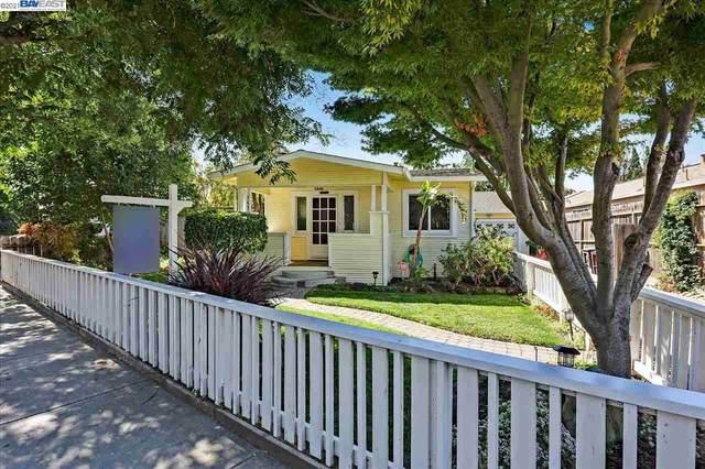 365 Hampton Rd, Hayward, CA 94541 (#BE40959430) :: Real Estate Experts