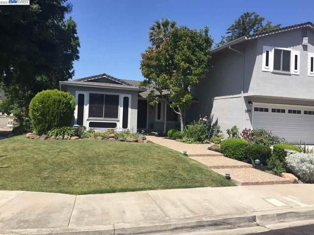 3604 N Olympic Ct, Pleasanton, CA 94588 (#BE40959439) :: The Kulda Real Estate Group