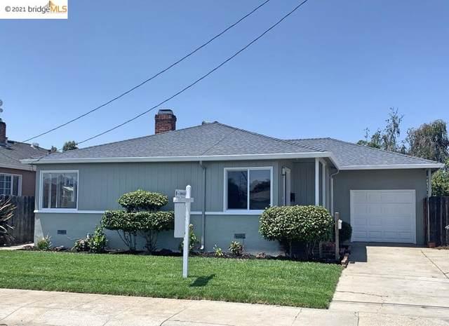 1243 Margery Ave, San Leandro, CA 94578 (#EB40959443) :: The Goss Real Estate Group, Keller Williams Bay Area Estates
