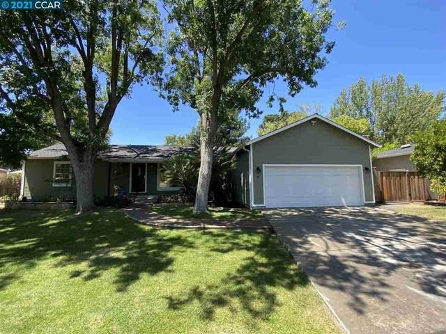 31 Iris Ln, Walnut Creek, CA 94595 (#CC40959446) :: Intero Real Estate