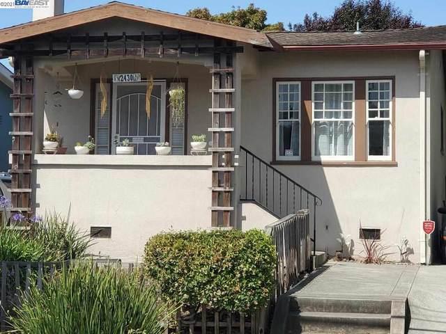 2430 Curtis St, Berkeley, CA 94702 (#BE40959454) :: The Kulda Real Estate Group
