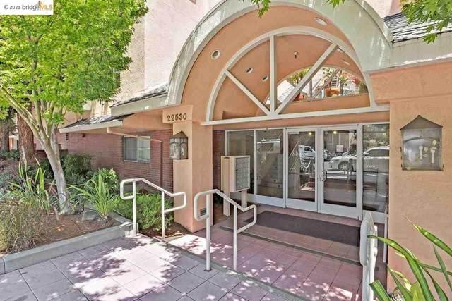 22530 3Rd St 203, Hayward, CA 94541 (#EB40959463) :: Schneider Estates