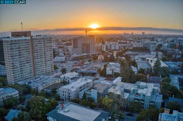 295 Lenox Ave 206, Oakland, CA 94610 (#CC40959471) :: The Gilmartin Group