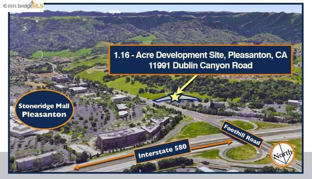 11991 Dublin Canyon Road, Pleasanton, CA 94588 (#EB40959474) :: The Gilmartin Group