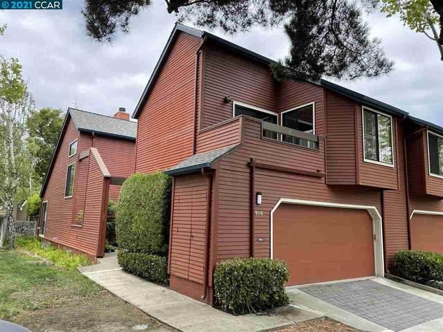 910 Wharfside Rd, San Mateo, CA 94404 (#CC40959486) :: Robert Balina | Synergize Realty