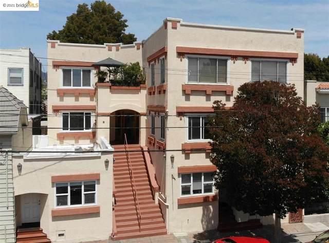 8 Yosemite, Oakland, CA 94611 (#EB40959504) :: Real Estate Experts